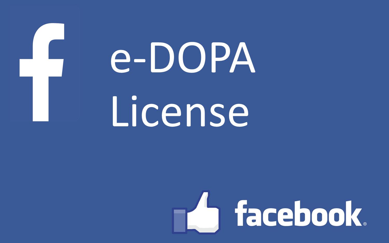 e-DOPA License